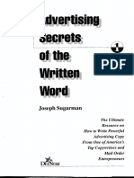 5BHafer D. 5D Advertising Secrets of the Written Word