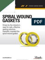 Spiral Wound Gasket Brochure Flexitallic