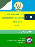 Rwanda Strategy October 2015