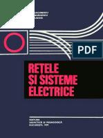 Retele Si Sisteme Electrice Iacobescu Gheorghe