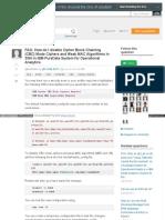Developer Ibm Com Answers Questions 187318 Faq How Do i Disable-cbc and Weak Mac