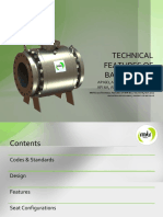 2. Technical Features of MIR Ball Valves R4 Oct 2012