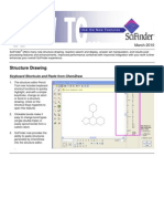 How to Use New Features in Sci Finder- March 2010