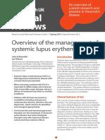 Lupus Treatment Guide