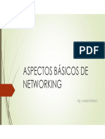 Aspectos Básicos de Networking