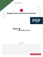 Módulo 2 - Direitos Do Autor