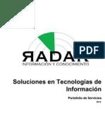 Radar Knowledge Tree