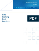 Data Profiling Best Practices