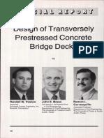 JL-89 September-October Design of Transversely Prestressed Concrete Bridge Decks.pdf