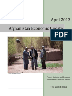 Afghanistan Economic Update, April 2013.pdf