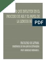 Microsoft Powerpoint - El Papel de La Lengua Materna en Le. Copia Aula