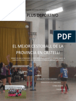 EDICION 2 revista Plus Deportivo