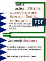 6 1a -  geometric sequences ppt