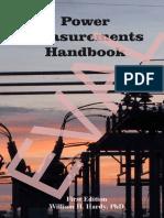 Power Meaurements Handbook