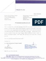 Intimation regarding work order amounting to Rs. 53.91 Crores [Company Update]