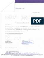 Intimation regarding work order amounting to Rs. 87.43 Crores [Company Update]