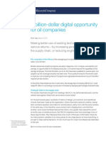 A Billion Dollar Digital Opportunity for Oil Companies
