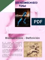 Analisis Biomecanico Futbol