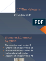 group 17-the halogens  2