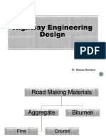 Highway Engineering Design_Material Testing