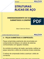 Estruturas de Aço 7 - Dimensionamento Compressão