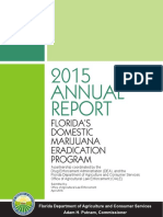 Domestic Marijuana Eradication Report