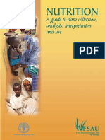 Nutrition Guide to Data Collection Interpretation Analysis and Use English (1)