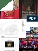 2010-2012 Visit Korea Year brochure (Chinese)