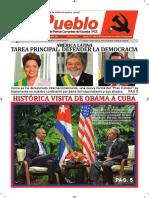 El Pueblo Digital 23 Maro 2016