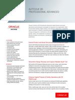 Oracle AutoVue 3D