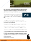 TRI Policy Brief - IRS Independent Oversight Suspended