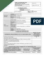GFPI-F-023 Formato Planeacion Seguimiento y Evaluacion Etapa Productiva PARCIAL