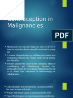 Contraception in Malignancies.pptx