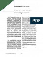 Sayyaadi & Tavakoli - A Probabilistic Method on Ship Damages