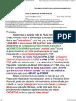 Resposta  AGU Ouvidoria  Resposta da demanda 001985 2016-66