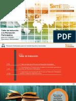SNTE - CES01 - Taller de Inducción a La Planeación Participativa 2015 - Comités Ejecutivos Seccionales