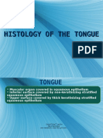Histology of the Tongue