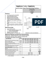 datasheet(TS6P05G)