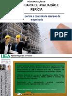 Uea_2014_perícia Orçamentária [Parte 1] a l u n o s 1