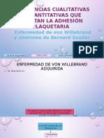 Enfermedad-de-von-Willebrand-y-sindrome-de-Bernard-Soulier.pptx