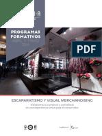 Idealia Máster Escaparatismo y Visual Merchandising