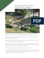 Inscriptiile antice descoperite la Orsova.doc