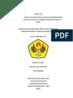 Peranan OJK Dalam Mengawasi Lembaga Keuangan Perbankan Dan Lembaga Keuangan Non Bank