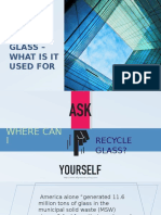 Where Can i Recycle Glass – What is It Used For