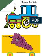 Trenuletz Fructelor Romanesti