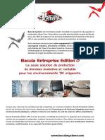 Bacula Systems Company Brochure A4 Fr