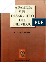 Adolescencia Winnicott