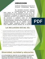 Sociedad Inclusiva