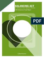 2016 UK ECommerce Fraud Report