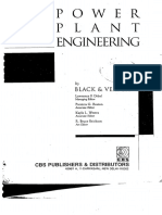 Power Plant Engineering by Black & Veatch Chapters 1 to 5